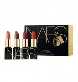 Nars Studio 54 Never Enough Lipstick Set of 4 Shades- Limited Edition