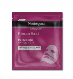 Neutrogena Face Mask Sheet The Illuminator Fairness Boost Hydrogel Recovery  30ml