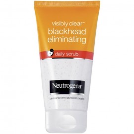 Neutrogena Visibly Clear Blackhead Daily Scrub 150ml