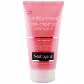 Neutrogena Visibly Clear Pink Grapefruit Daily Face Scrub