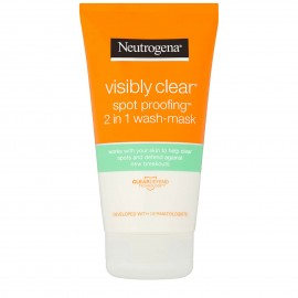 Neutrogena Visibly Clear Spot Proofing 2-in-1 Wash/ Mask 150ml