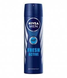 Nivea Fresh Active Anti Perspirant Deo Spray 150ml