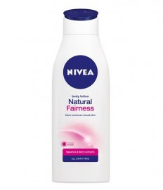 Nivea Natural Fairness Body Lotion 125 ml