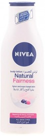Nivea Natural Fairness Body Lotion 250 ml