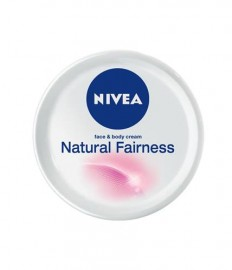 Nivea Natural Fairness Body Lotion 50 ml