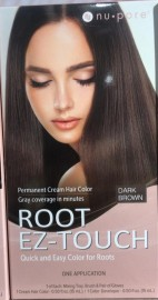 Nu-Pore Root EZ Touch Dark Brown
