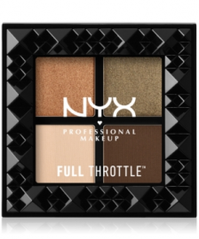 Nyx Cosmetics Full Throttle Shadow Palette- 04 Easy on the Eyes