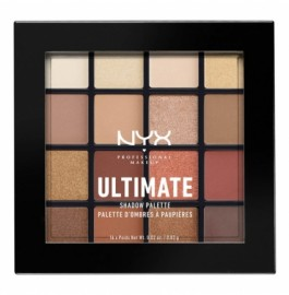 NYX Cosmetics Ultimate Shadow Palette - Warm Neutrals
