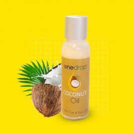Onedrop Cocount Oil 100 % Pure & Natural 100ml