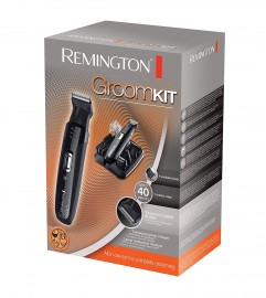 Pg6130 Remington Trimmer - Grooming Kit Rechargeable SB