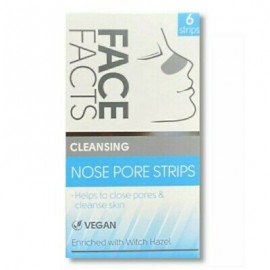 Pretty Smooth 6 Cleansing Nose Pore Strips Removes Blackheads
