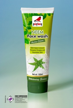Redfinch Neem Face Wash  100 gm