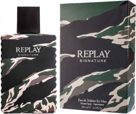 Replay Signature For Man EDT 100 ml