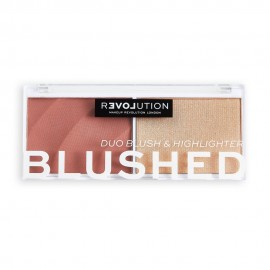 Revolution Relove Colour Play Blushed Duo Kindness