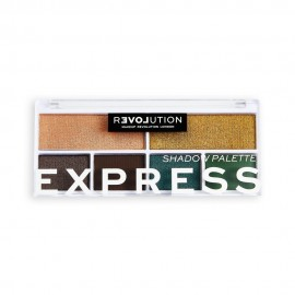Revolution Relove Colour Play Express Shadow Palette