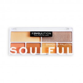 Revolution Relove Colour Play Soulful Shadow Palette