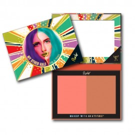 Rude My Other Half Duo Shade Face Palette
