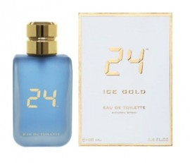 Scent Story 24 Ice Gold Women Edt 100Ml