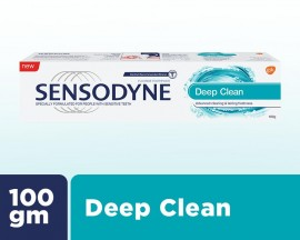Sensodyne Deep Clean 100Gm