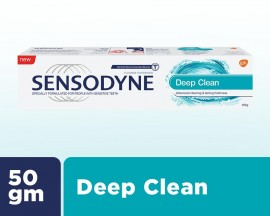 Sensodyne Deep Clean 50Gm