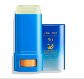 Shiseido Clear Sunscreen Stick SPF 50+ (Unboxed)