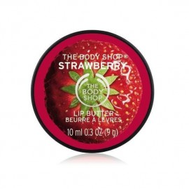 The Body Shop Strawberry Lip Butter