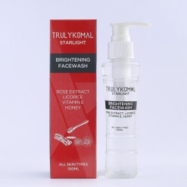 Truly Komal Brightening Face Wash