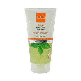 VLCC Tulsi Acne Clear Face Wash With Active Vitamine E