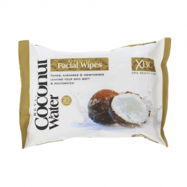 XPEL Coconut Water Facial Wipes 25`S
