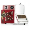 Benefit Cosmetics brow zings eyebrow shaping kit total taming & shaping kit for brows-05 Deep